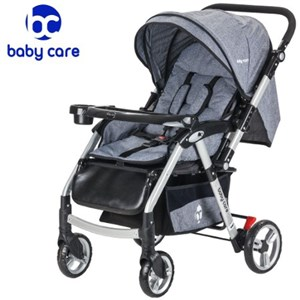 Johnson Baby Care Baleno Travel Bebek Arabası A.Gri
