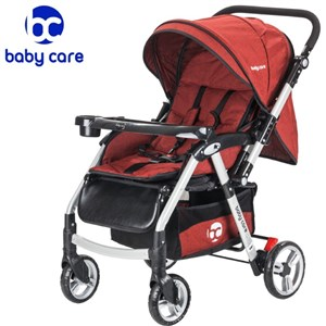 Johnson Baby Care Baleno Travel Bebek Arabası Bordo